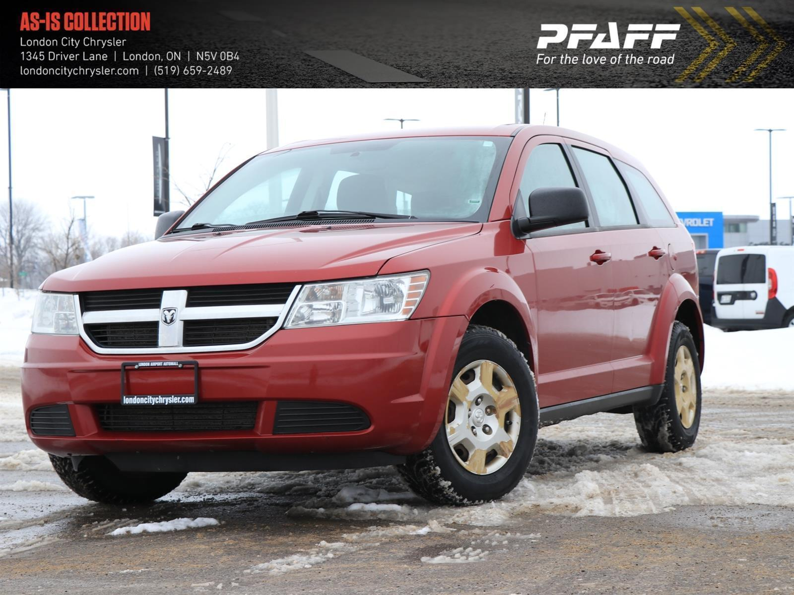 used 2010 Dodge Journey car, priced at $2,500