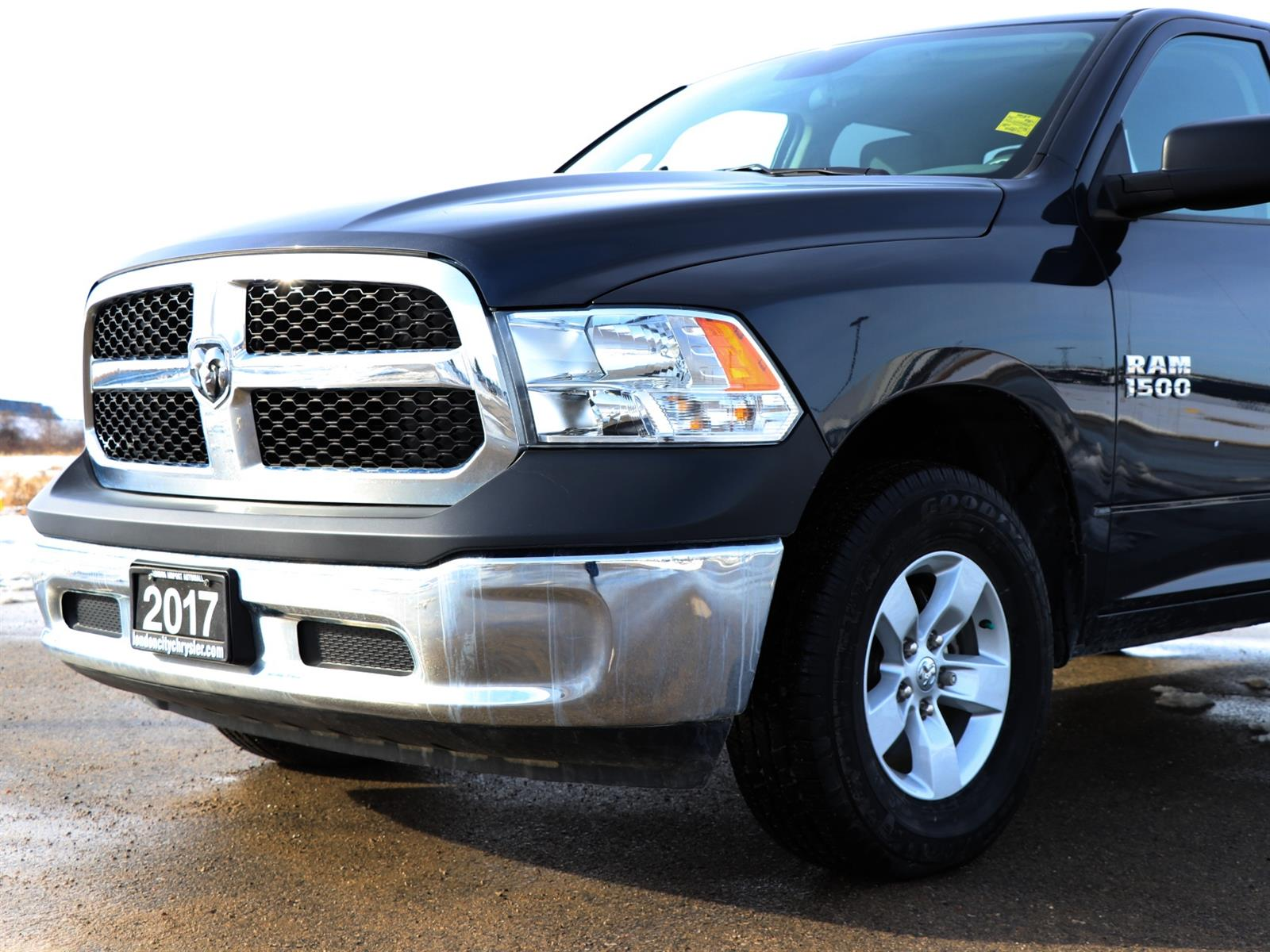 used 2017 Ram 1500 car, priced at $29,092