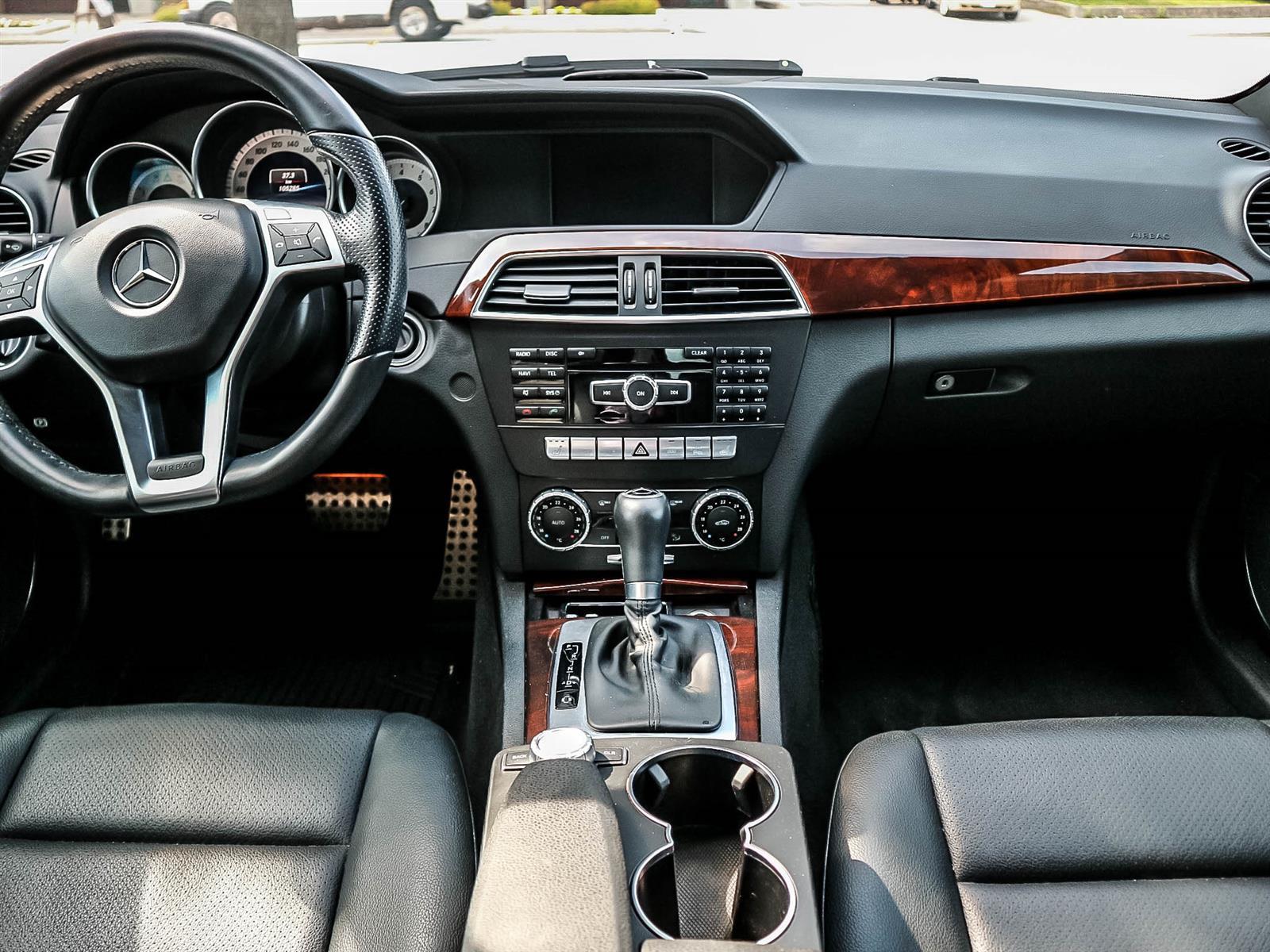 used 2014 Mercedes-Benz C300 car