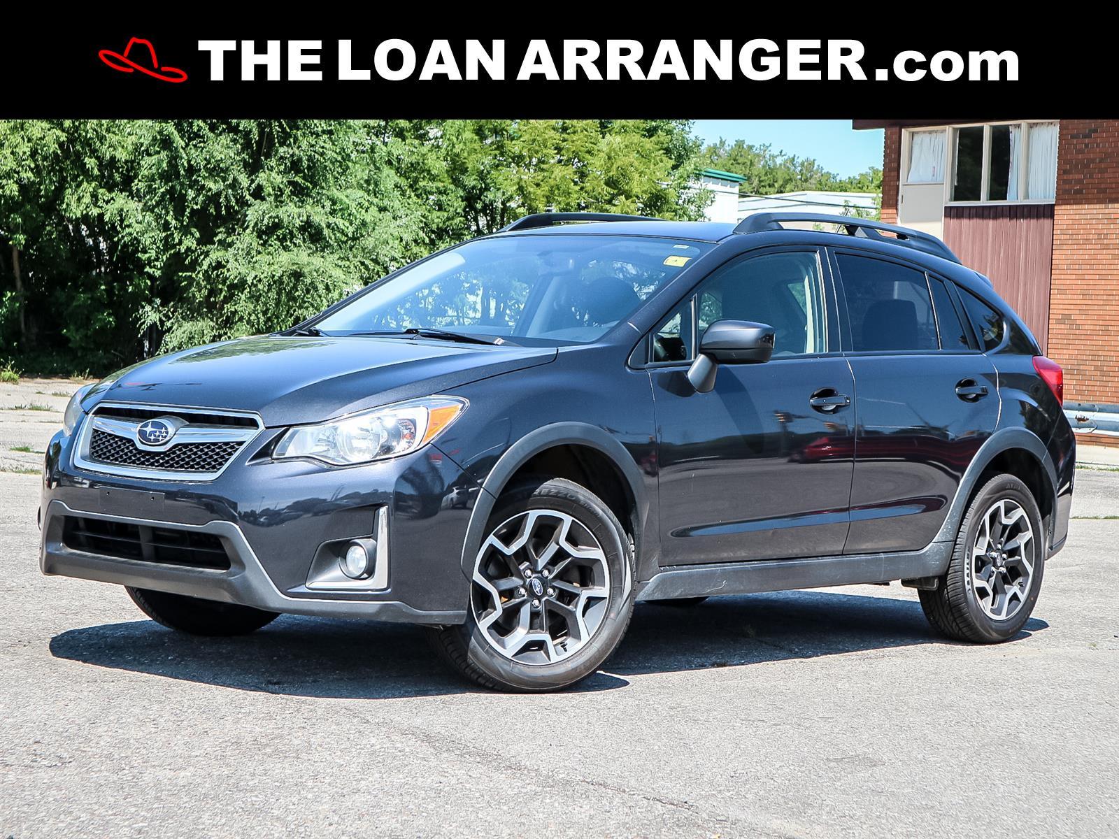 used 2016 Subaru Crosstrek car