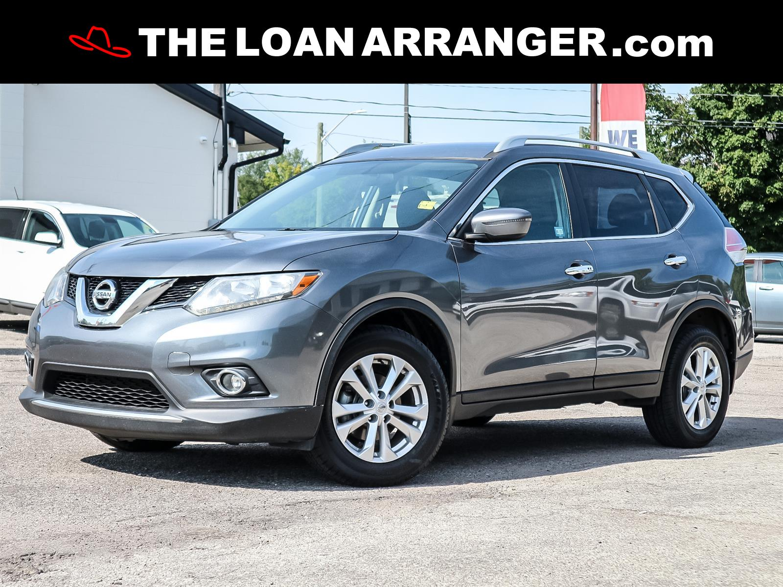 used 2016 Nissan Rogue car