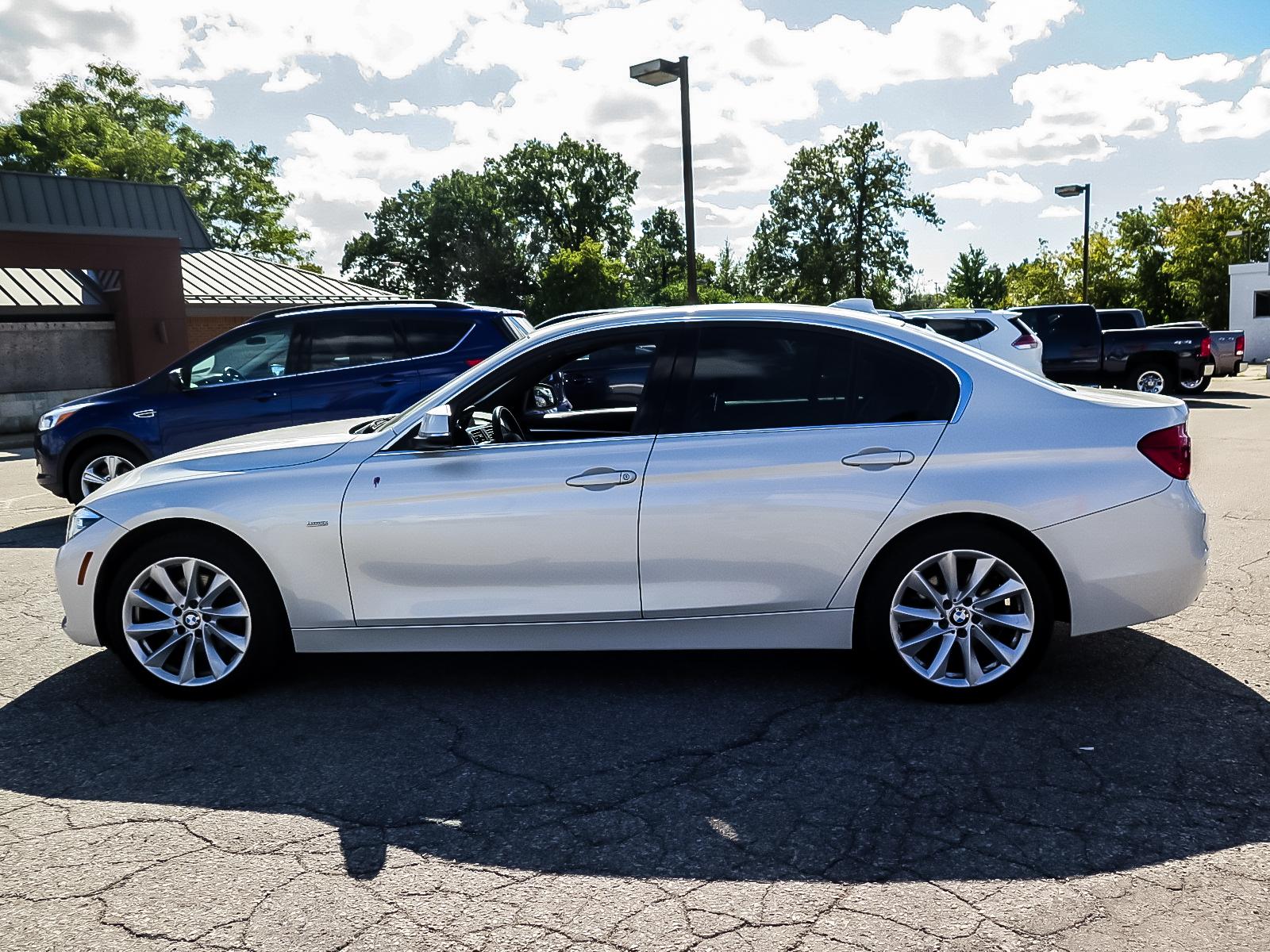 used 2016 BMW 328d car