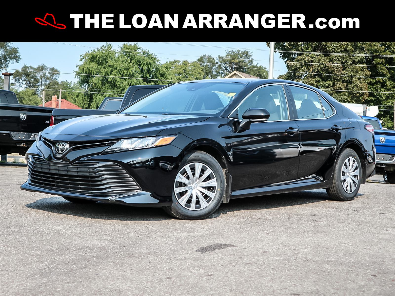 used 2019 Toyota Camry car