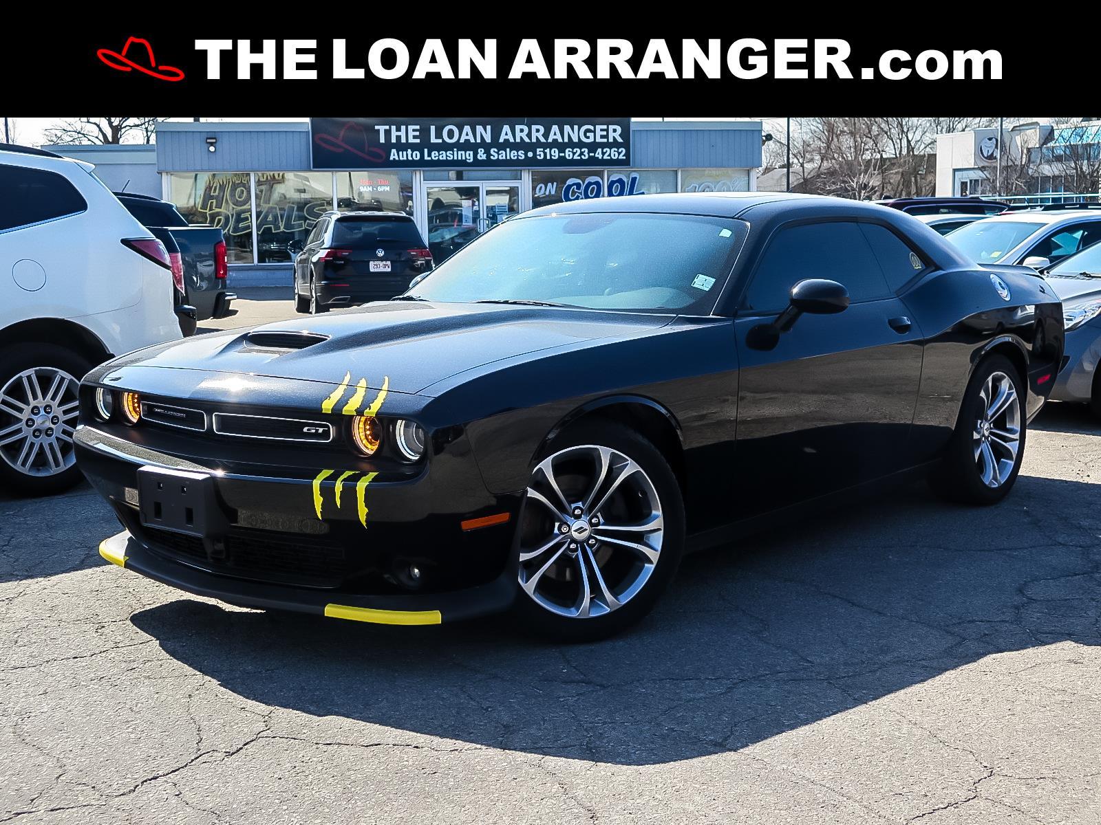 used 2020 Dodge Challenger car