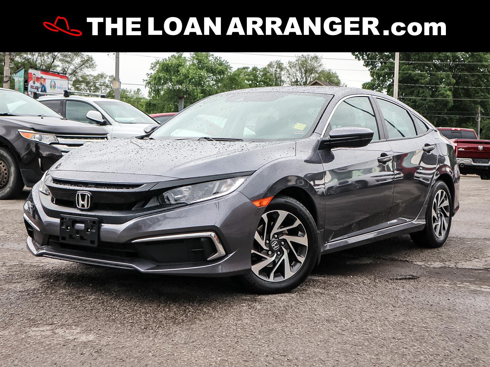 used 2020 Honda Civic car