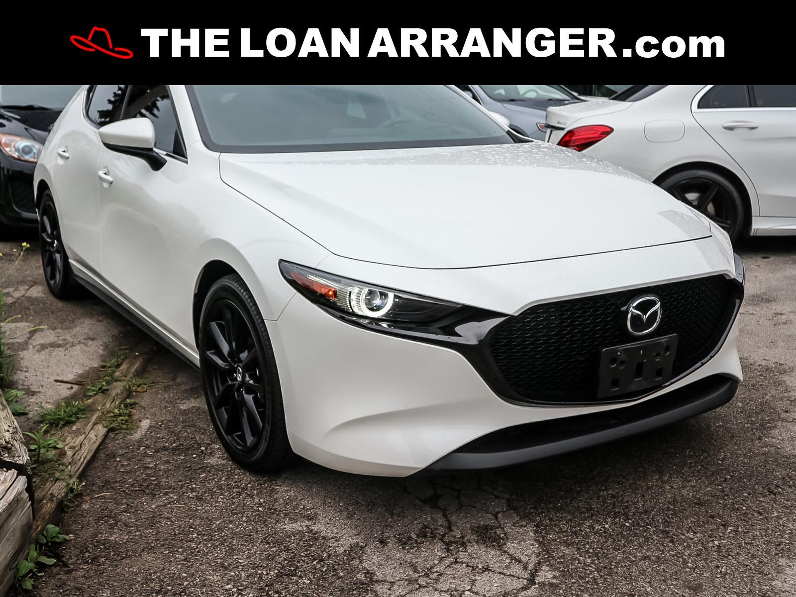 used 2020 Mazda Mazda3 car