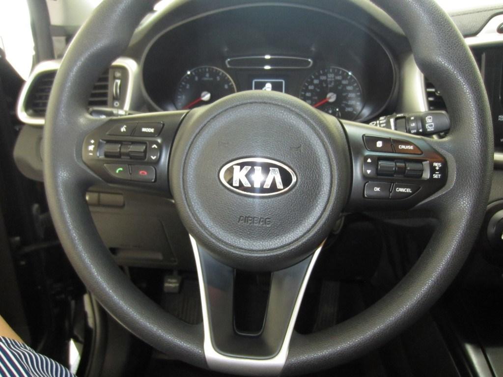used 2018 Kia Sorento car, priced at $27,500