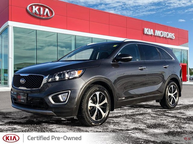 used 2018 Kia Sorento car, priced at $40,506