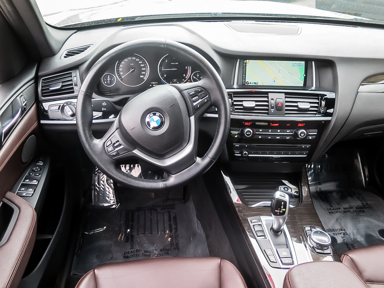 used 2015 BMW X3 car, priced at $24,490