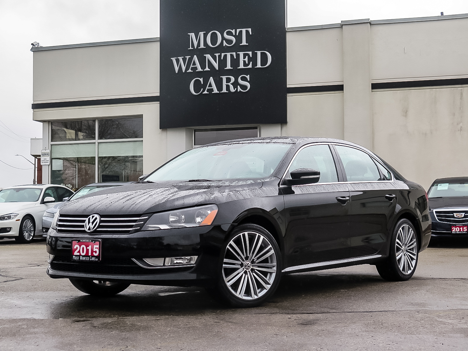 used 2015 Volkswagen Passat car, priced at $12,494