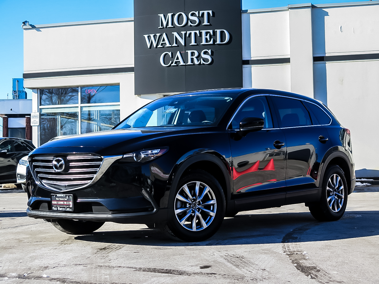used 2018 Mazda CX-9 car, priced at $28,982