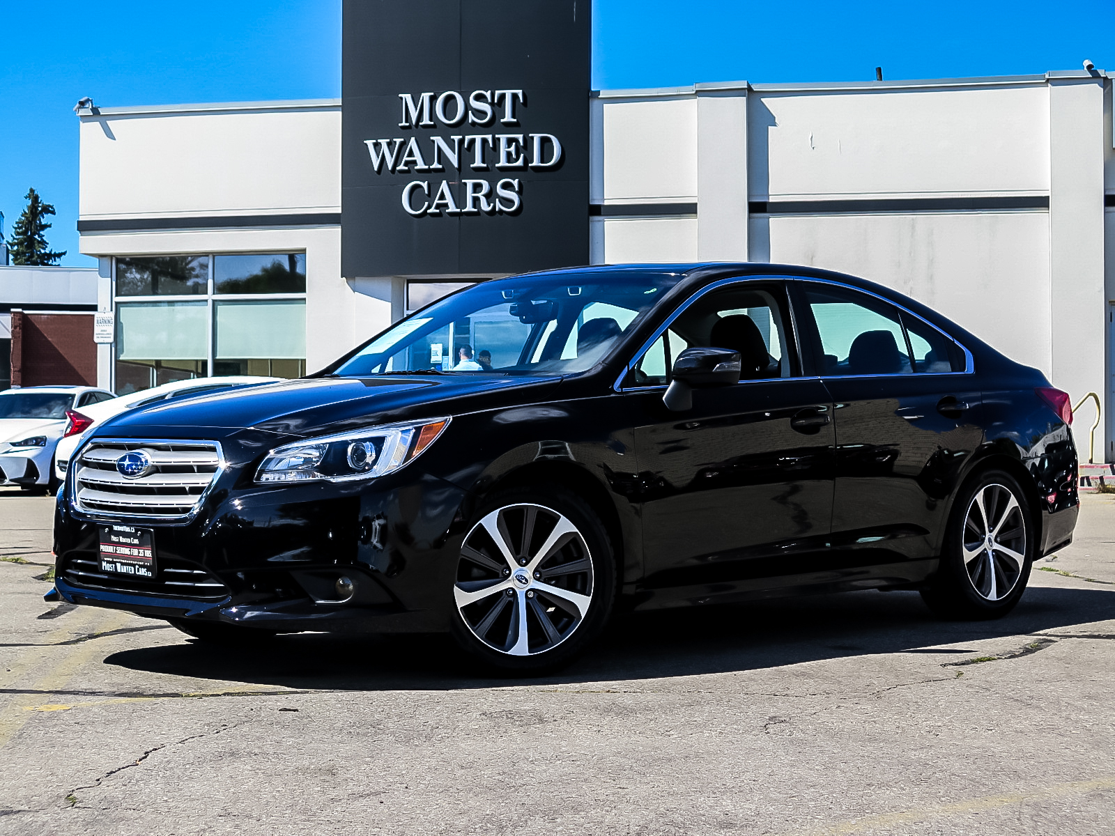 used 2017 Subaru Legacy car, priced at $23,962