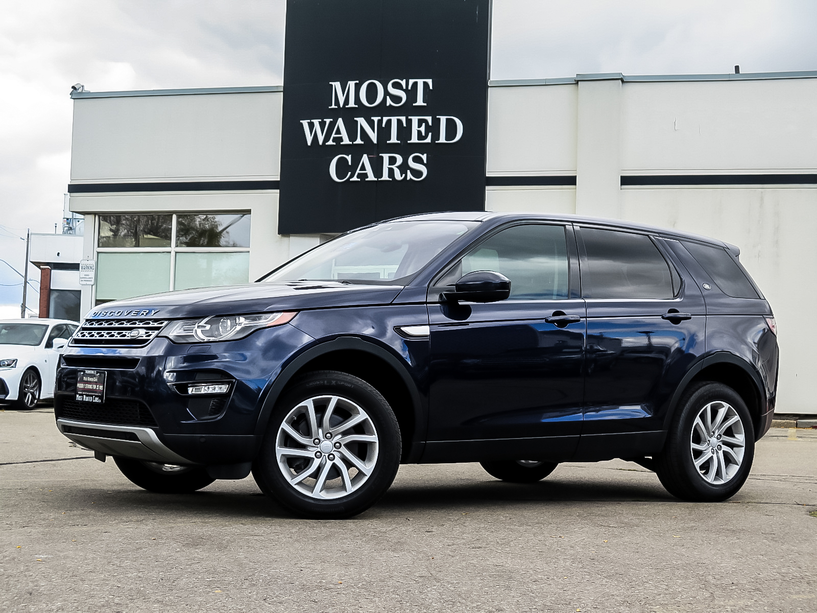 used 2017 Land Rover Discovery Sport car, priced at $31,492