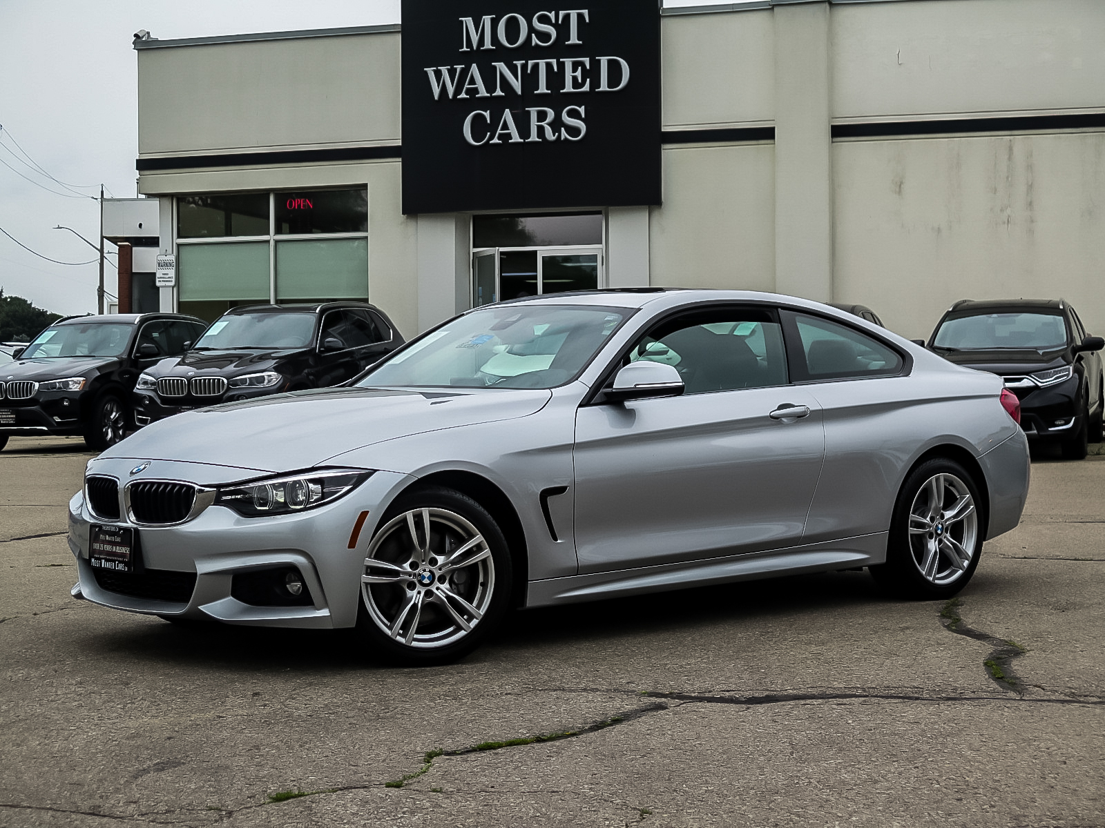 used 2019 BMW 430i car, priced at $35,492
