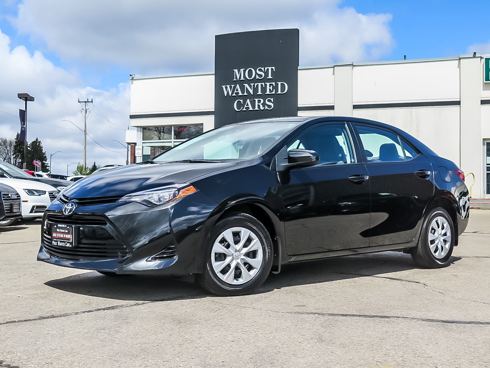 used 2017 Toyota Corolla car, priced at $15,491