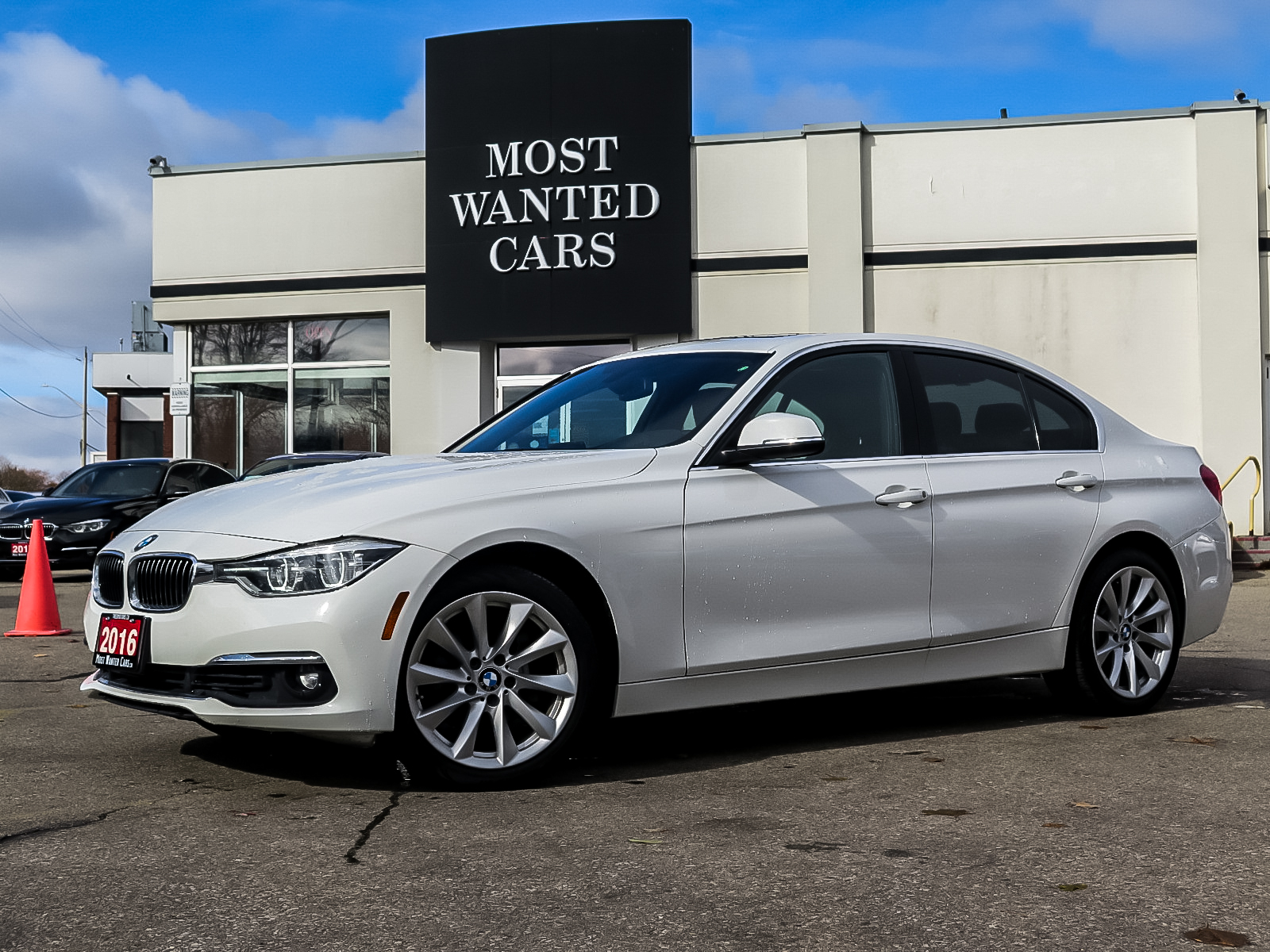 used 2016 BMW 328xi car, priced at $24,492