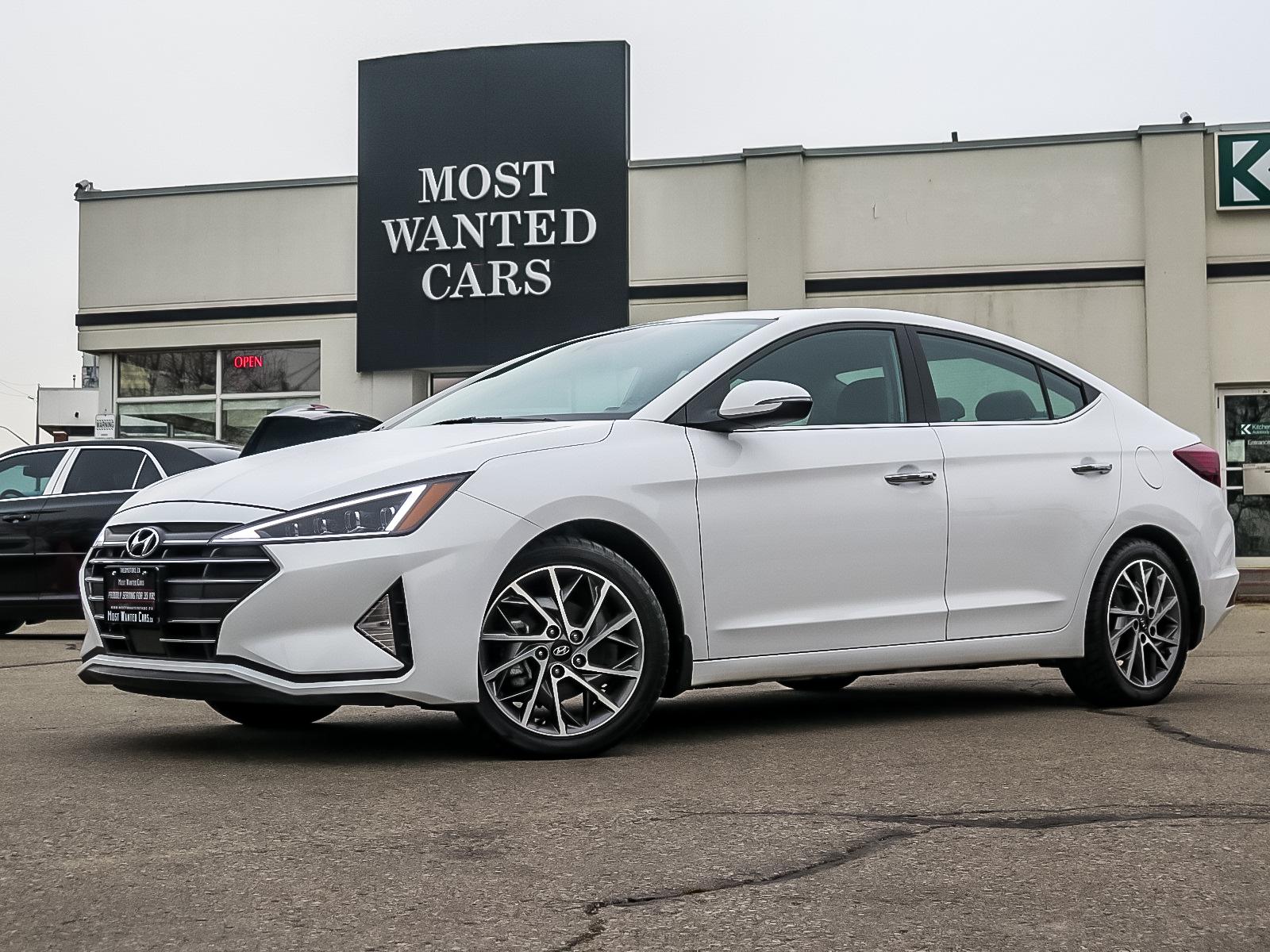 used 2020 Hyundai Elantra car, priced at $26,491