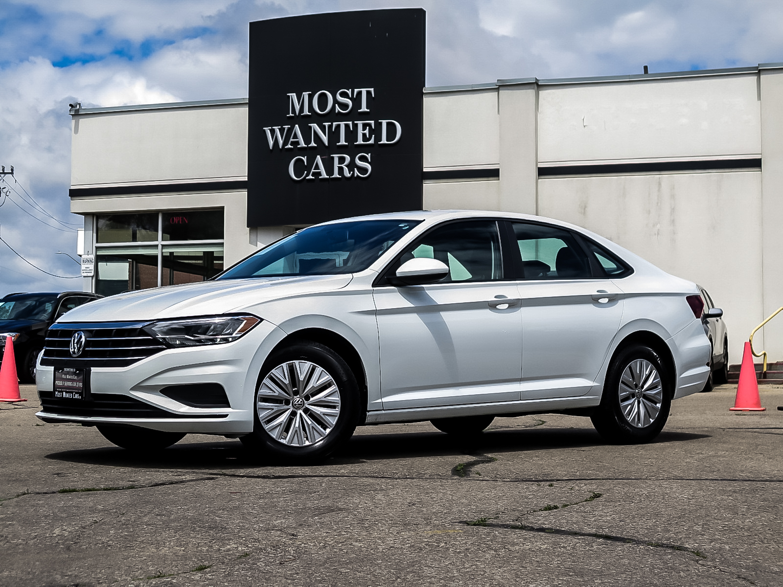 used 2019 Volkswagen Jetta car, priced at $17,742