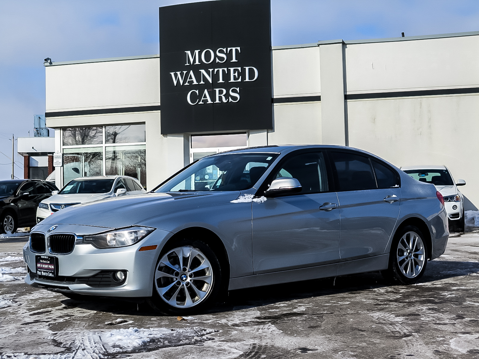 used 2013 BMW 320i car, priced at $10,984