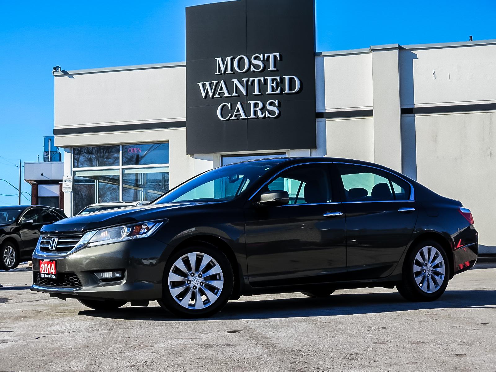 used 2014 Honda Accord car, priced at $15,352