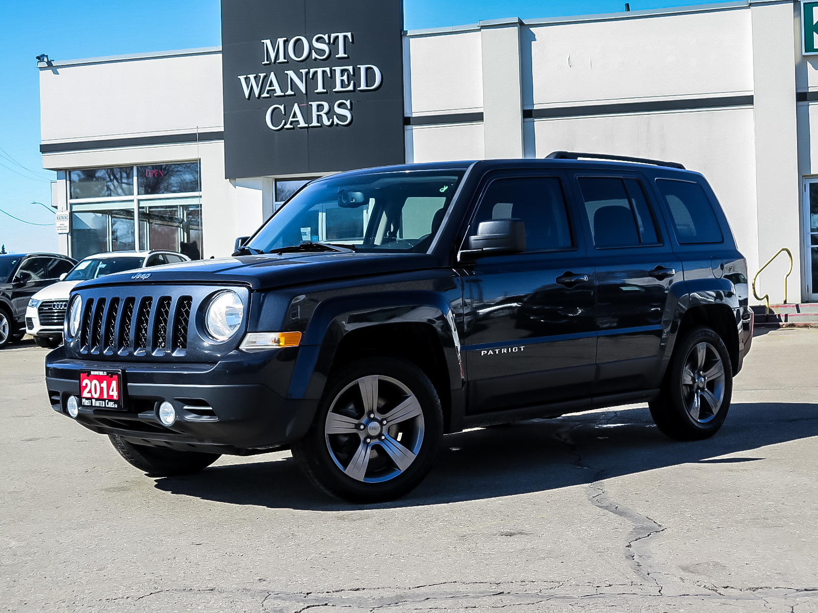 used 2014 Jeep Patriot car, priced at $6,792