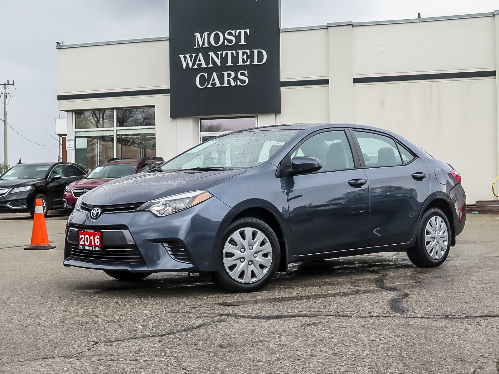 used 2016 Toyota Corolla car, priced at $14,492