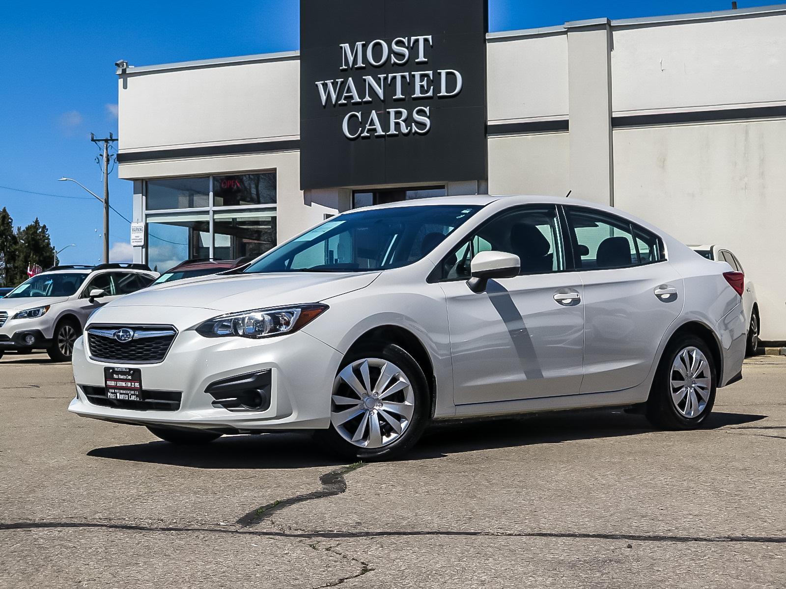 used 2017 Subaru Impreza car, priced at $16,982