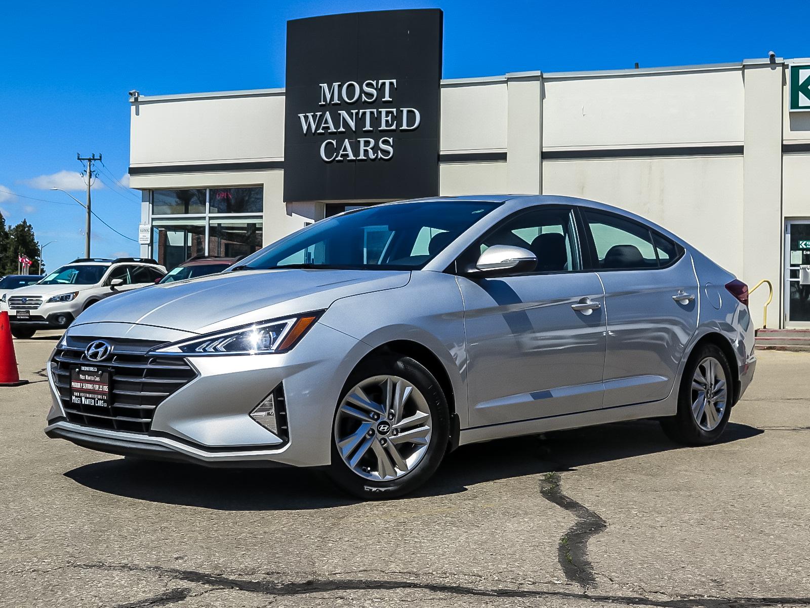 used 2019 Hyundai Elantra car, priced at $19,293