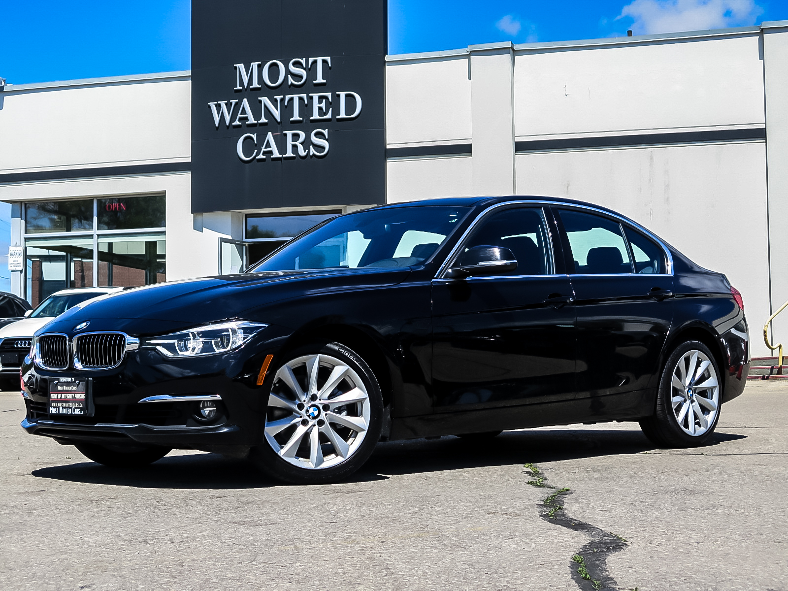 used 2017 BMW 330xi car, priced at $28,997