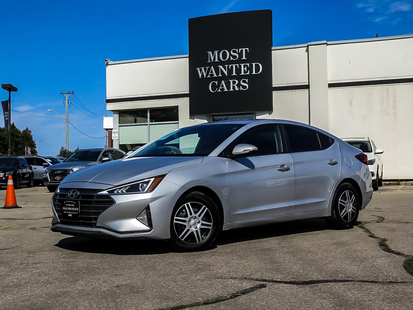 used 2019 Hyundai Elantra car, priced at $16,952