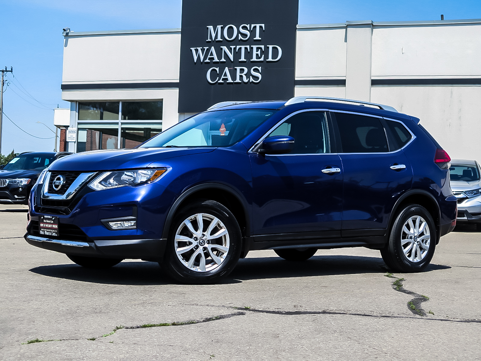 used 2017 Nissan Rogue car, priced at $20,492