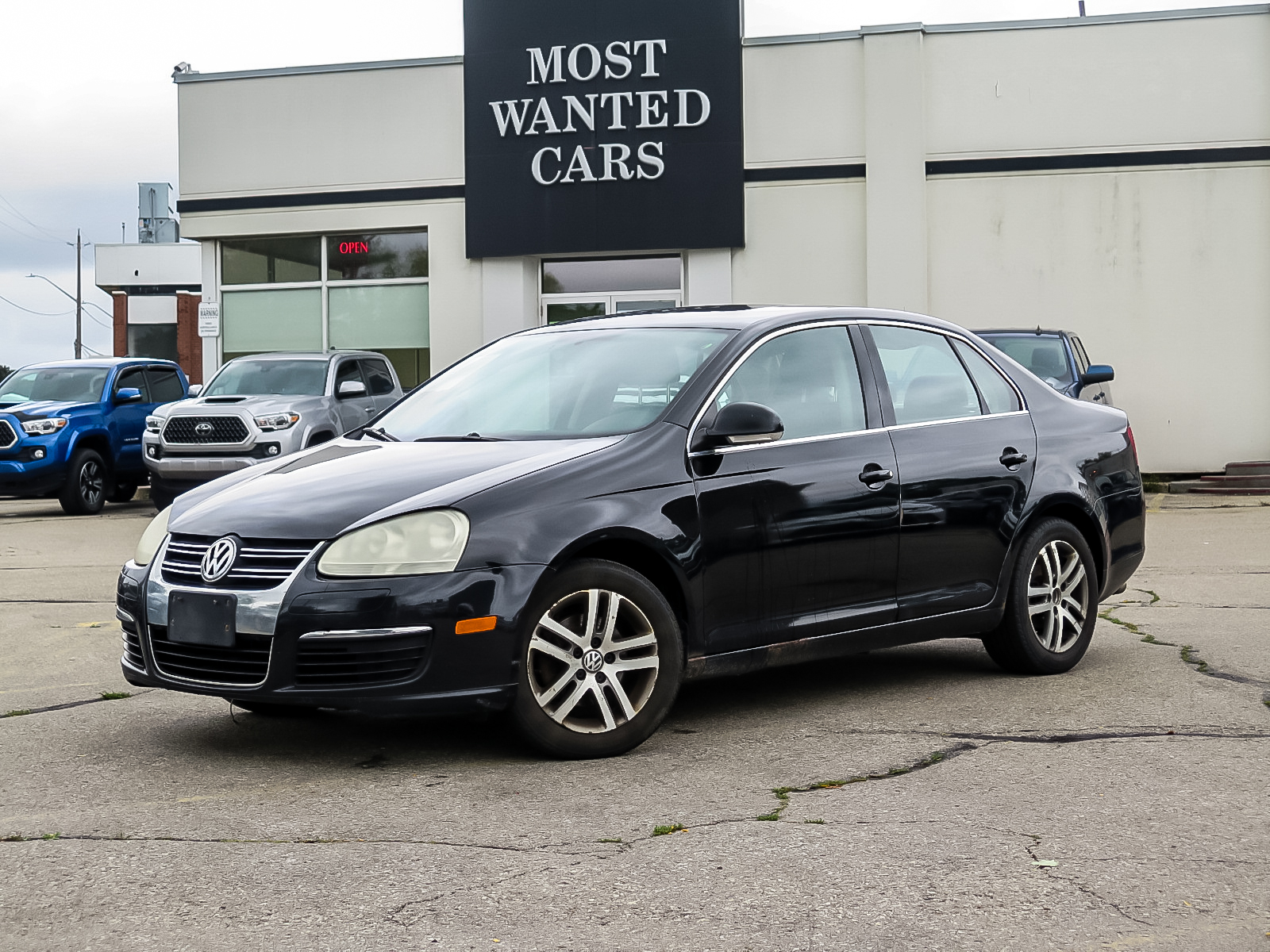 used 2006 Volkswagen Jetta car, priced at $1,492