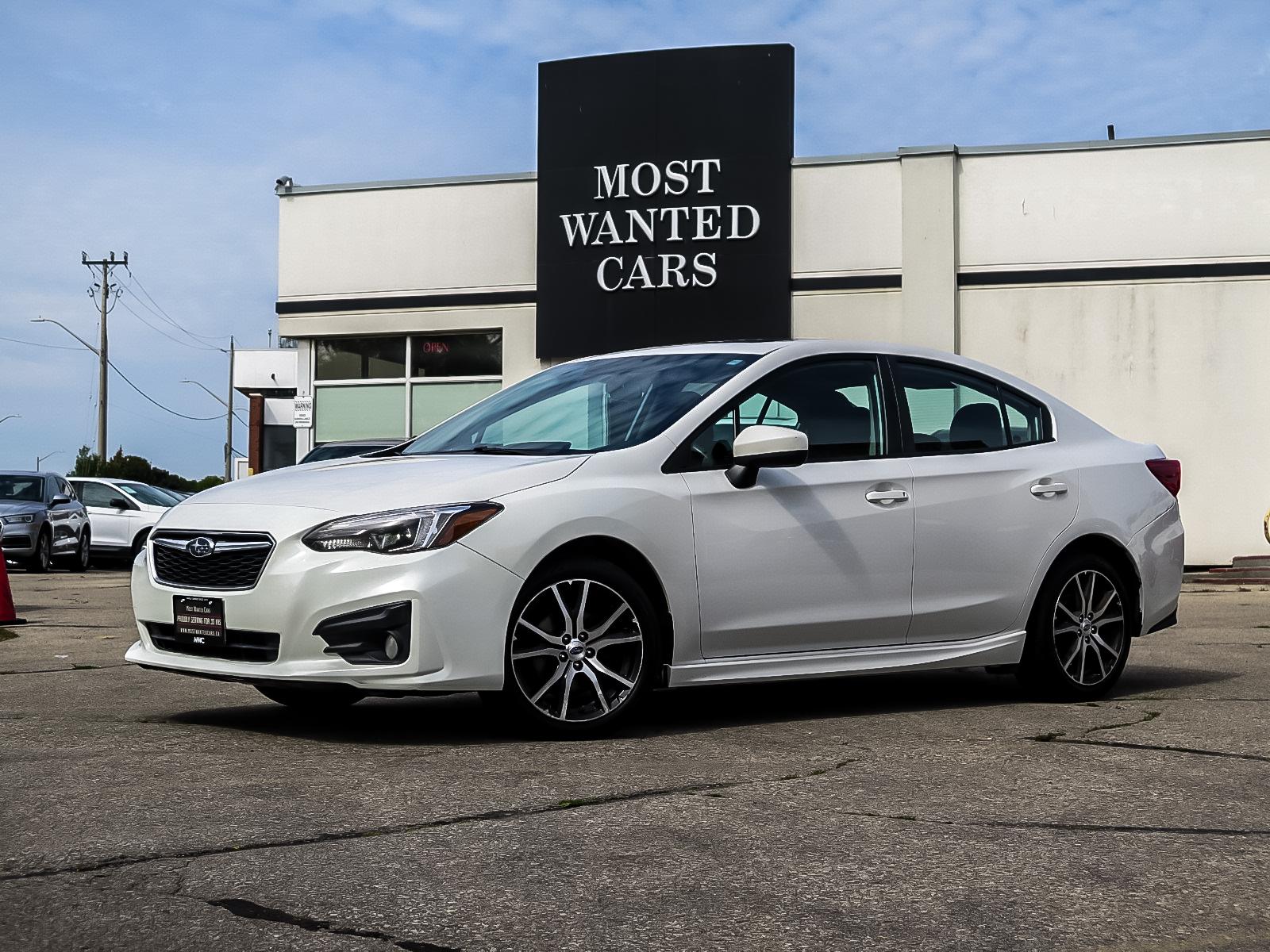 used 2018 Subaru Impreza car, priced at $20,353