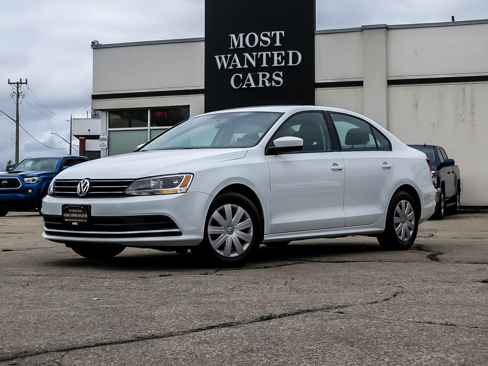 used 2017 Volkswagen Jetta car, priced at $16,982