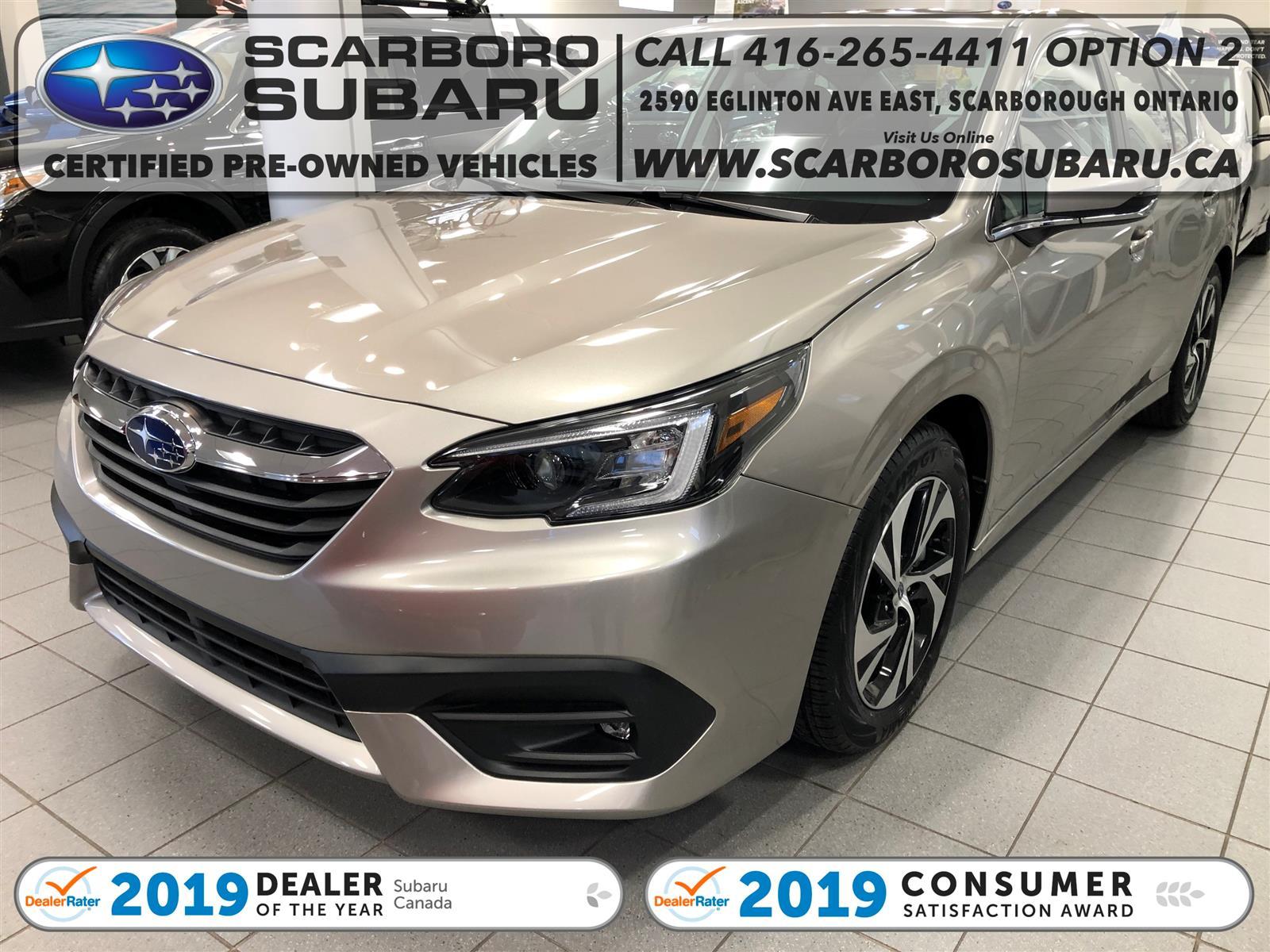used 2020 Subaru Legacy car, priced at $28,995