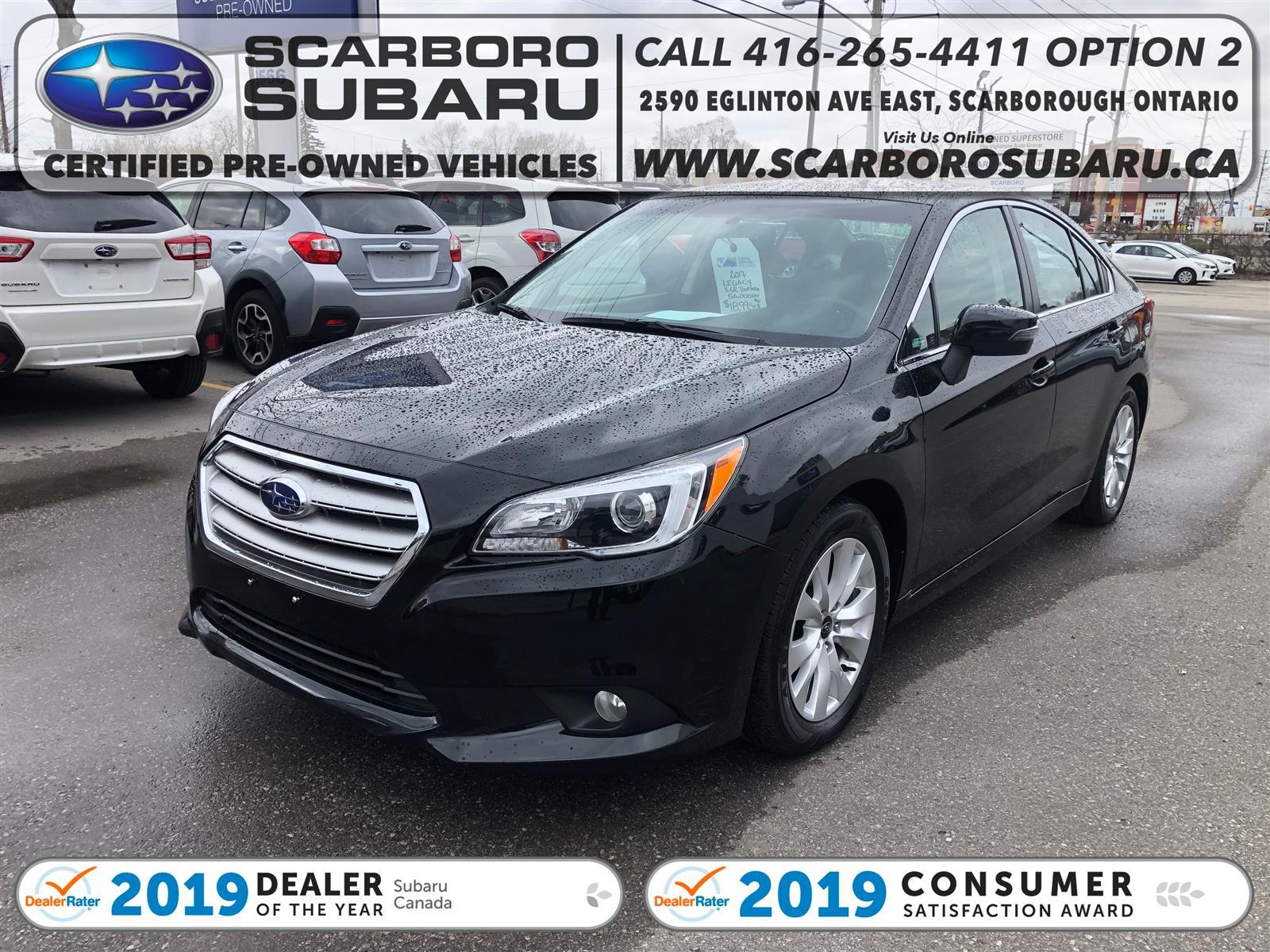 used 2017 Subaru Legacy car, priced at $18,995