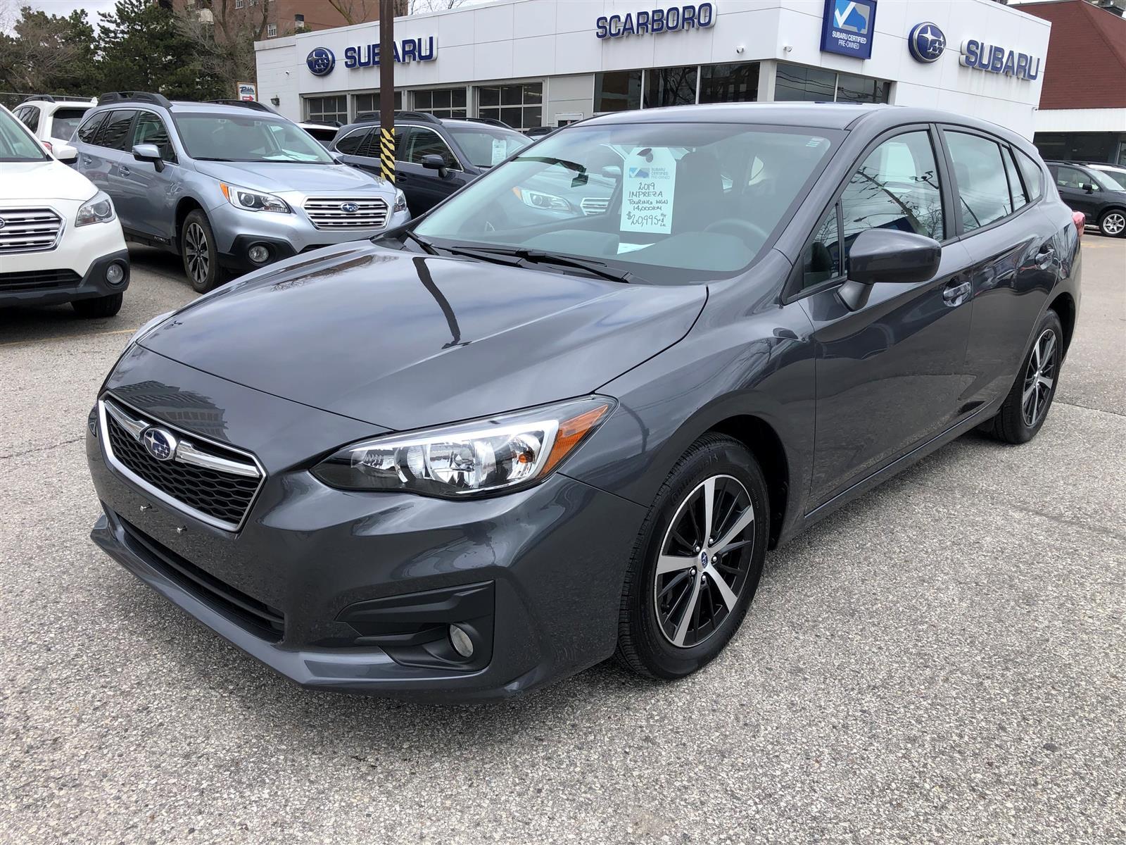 used 2019 Subaru Impreza car, priced at $20,995