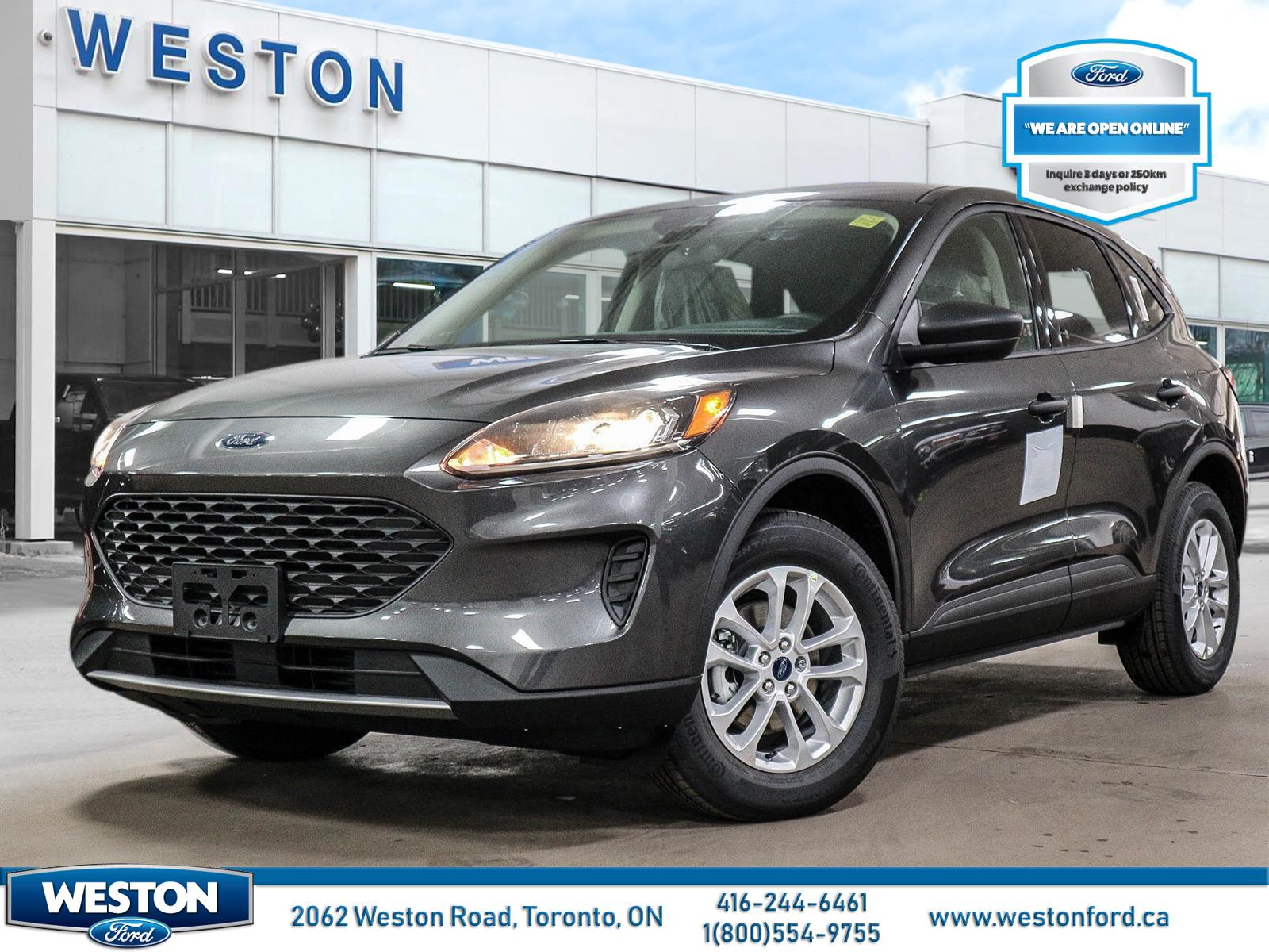 new 2020 Ford Escape car, priced at $32,949
