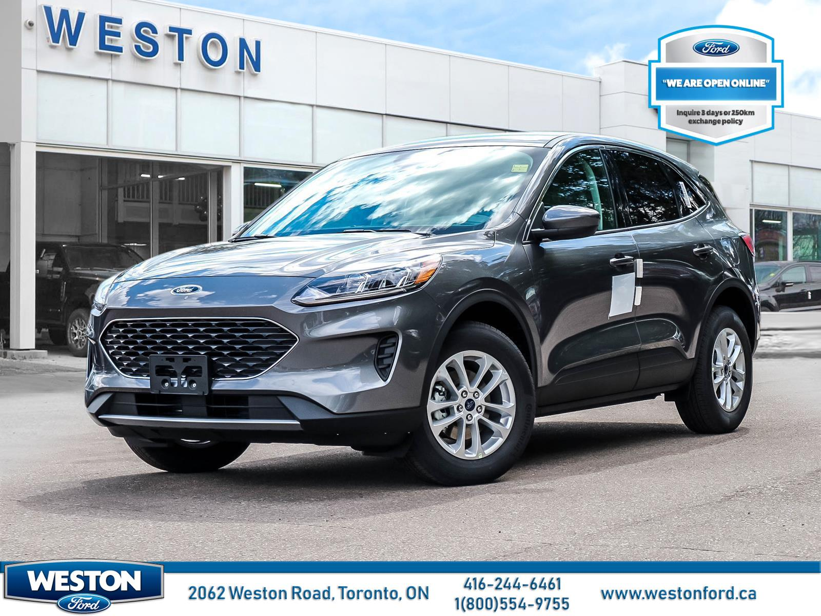 new 2021 Ford Escape car, priced at $34,244