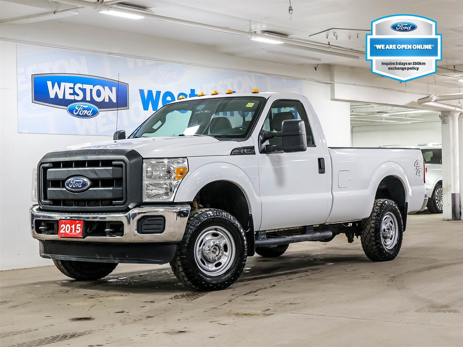 used 2015 Ford F-250 car, priced at $32,988