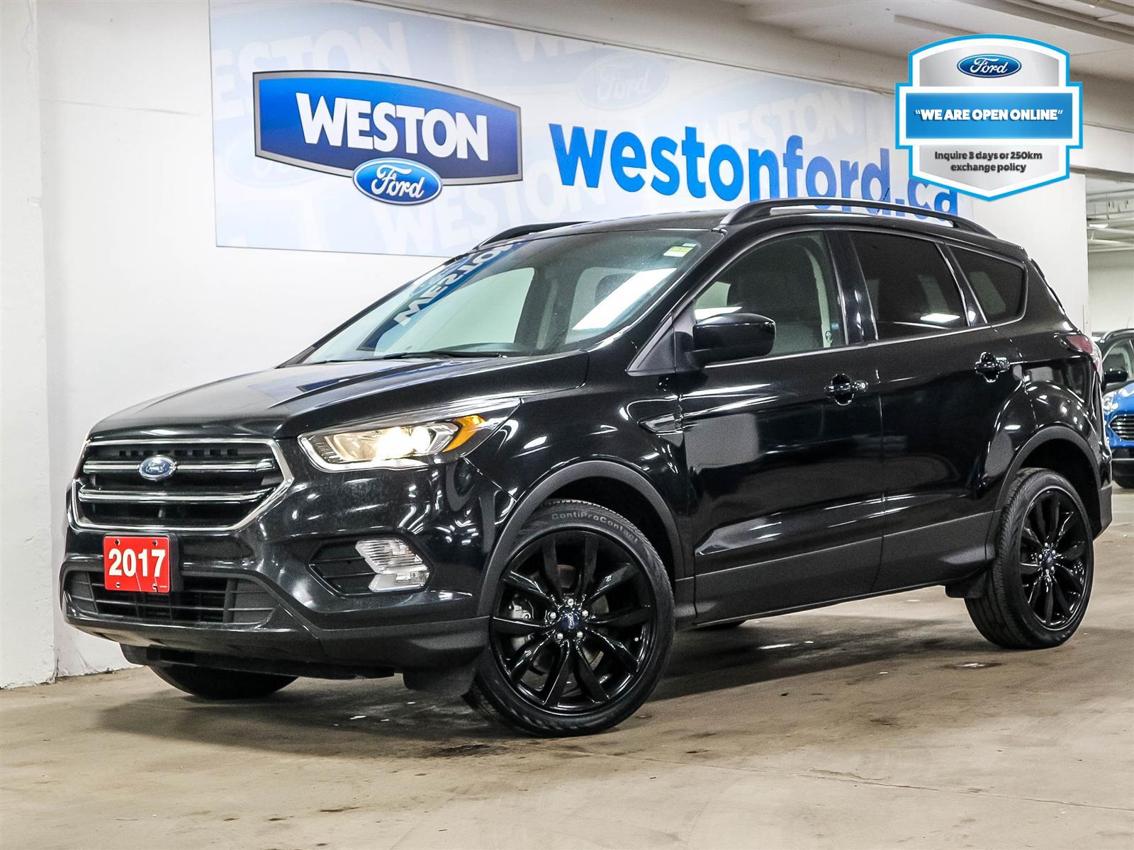 used 2017 Ford Escape car, priced at $19,288