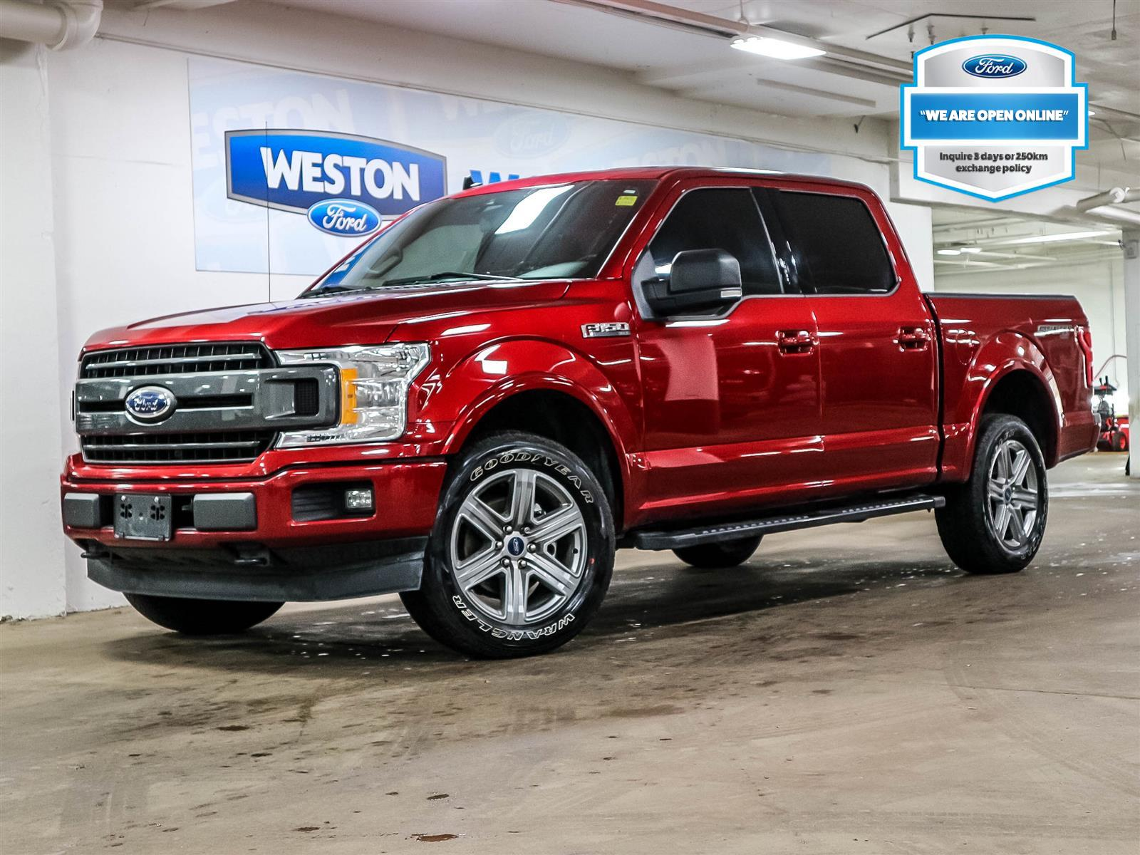 used 2019 Ford F-150 car, priced at $47,688