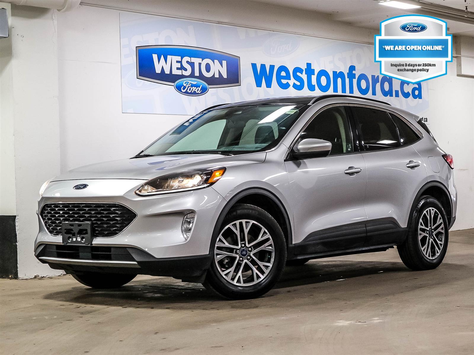 used 2020 Ford Escape car, priced at $32,988