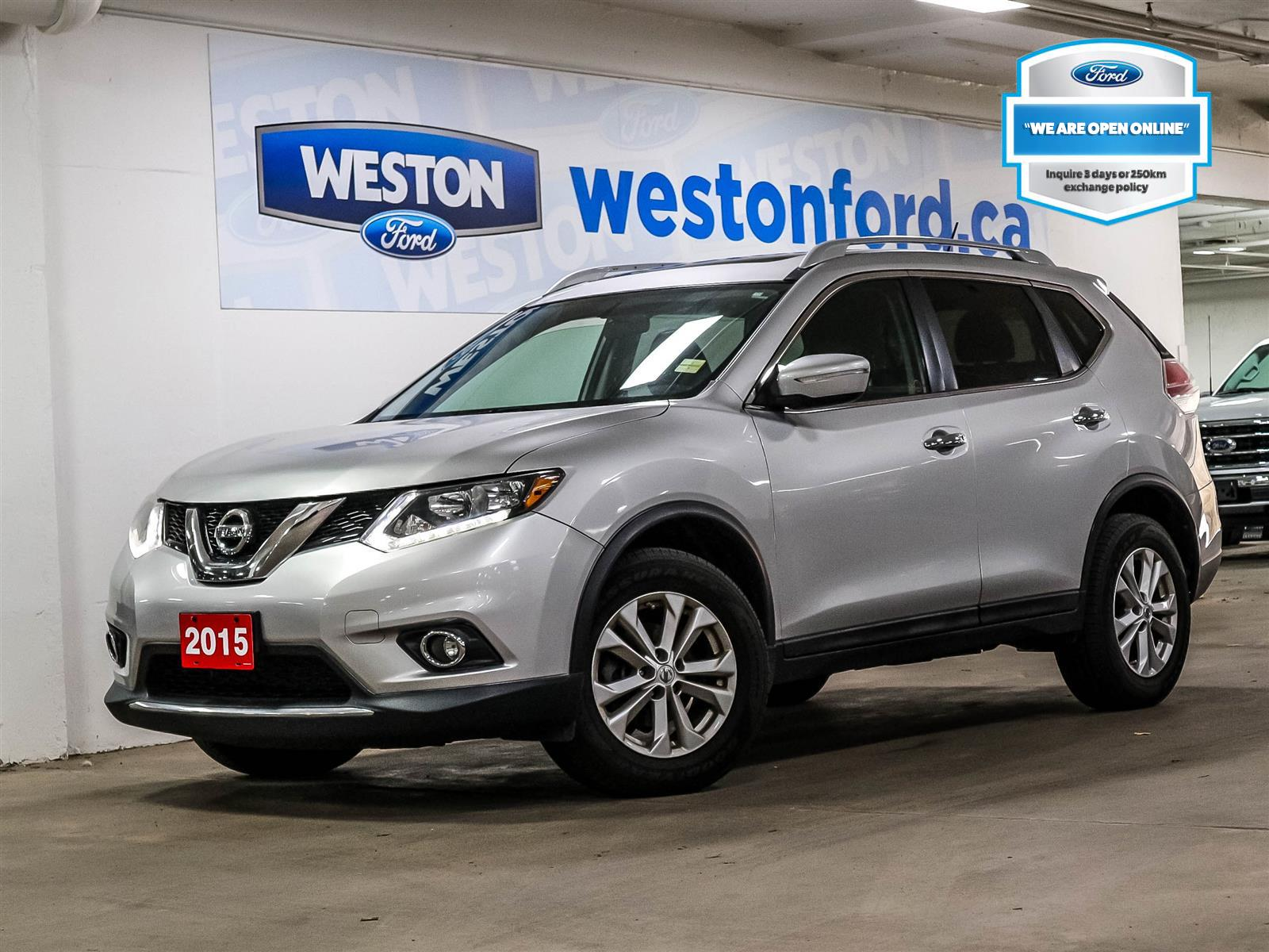 used 2015 Nissan Rogue car, priced at $16,978