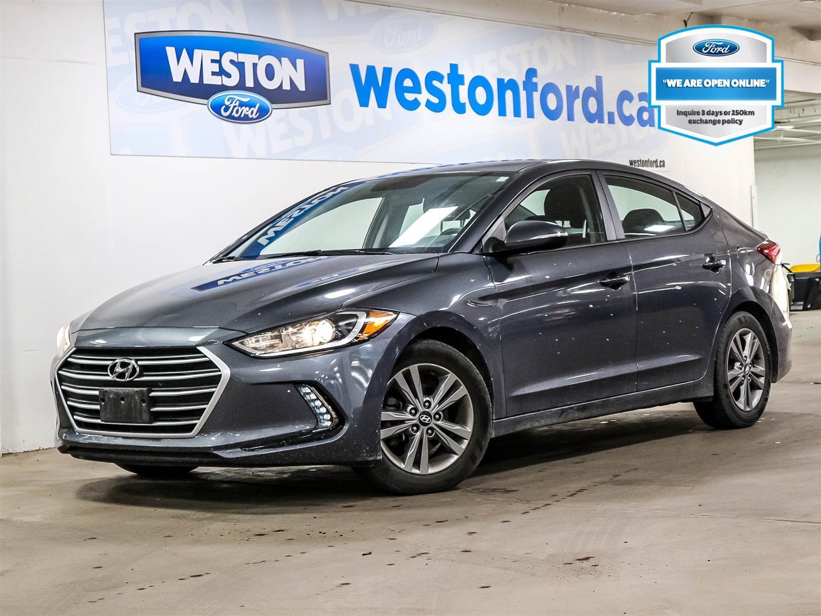 used 2018 Hyundai Elantra car, priced at $17,988