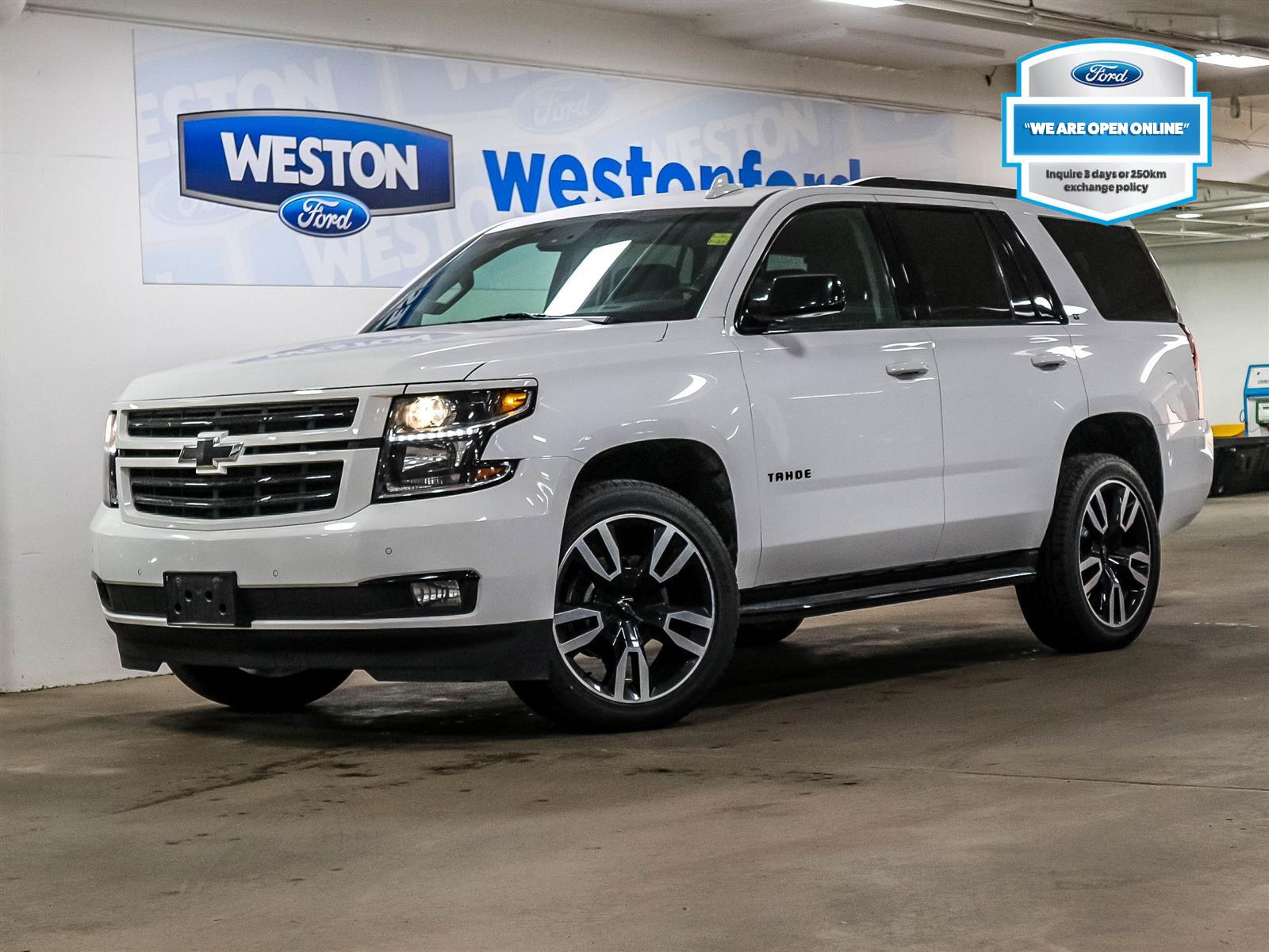 used 2018 Chevrolet Tahoe car, priced at $64,788
